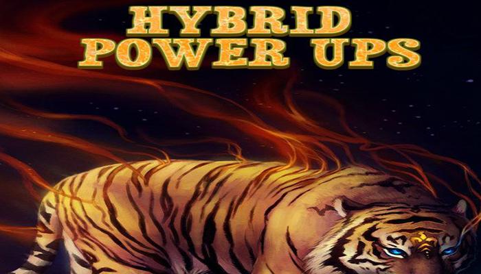 Hybrid Power Ups