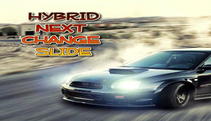 Hybrid Next Change Slide