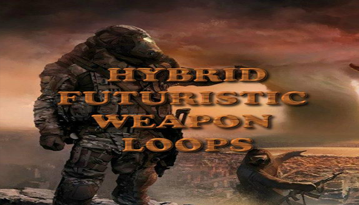 Hybrid Futuristic Weapon Loops