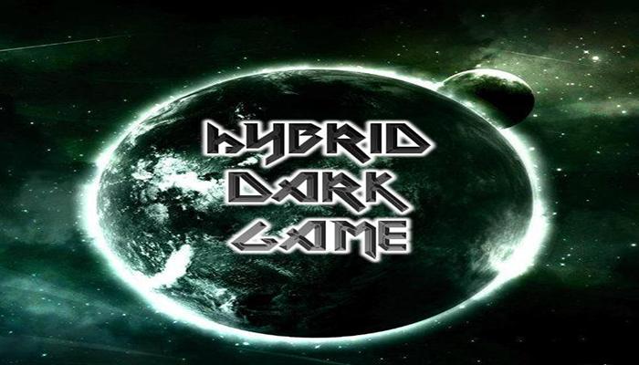 Hybrid Dark Game
