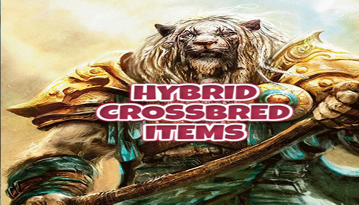 Hybrid Crossbred Items
