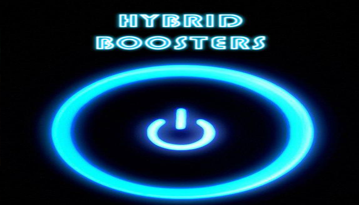 Hybrid Boosters