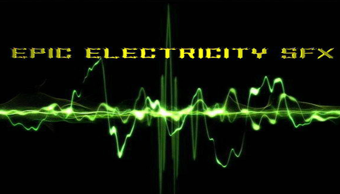 Epic Electricity SFX