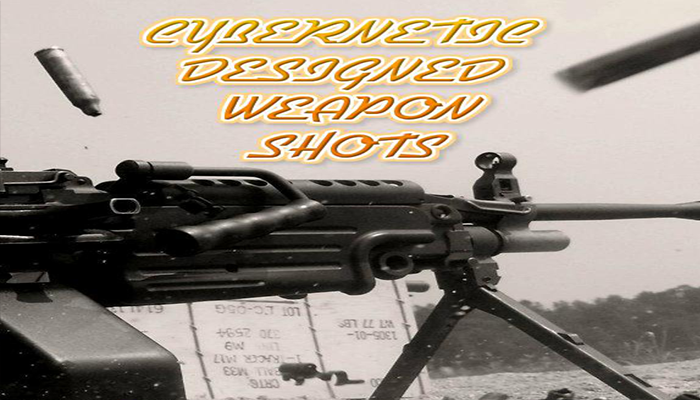 Cybernetic Designed Weapon Shots