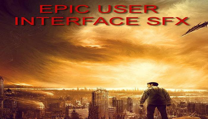 Epic User Interface SFX