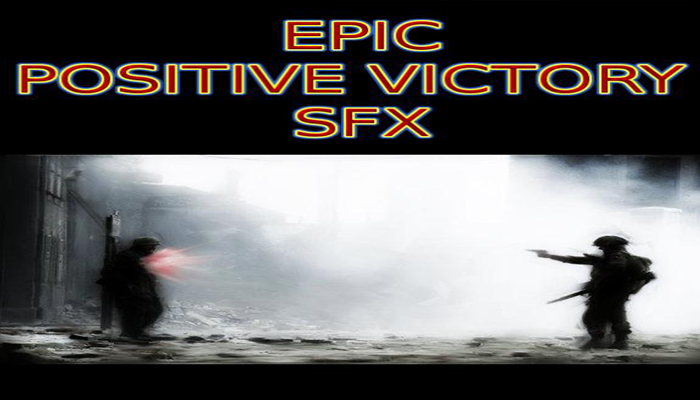 Epic Positive Victory SFX