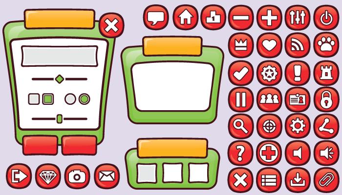 Game User Interface 11