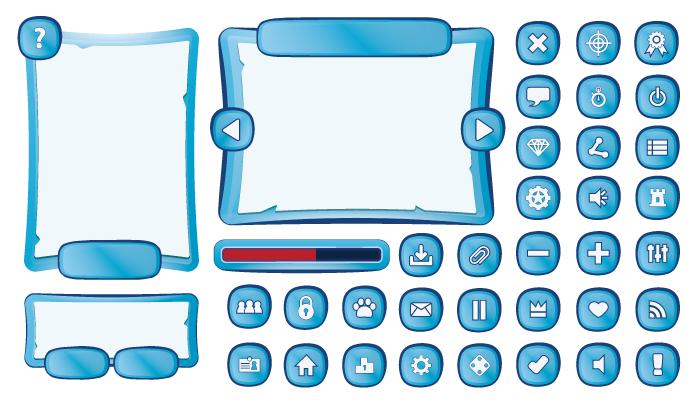 Game User Interface 9