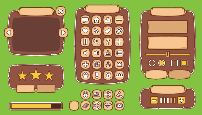 Game User Interface 12