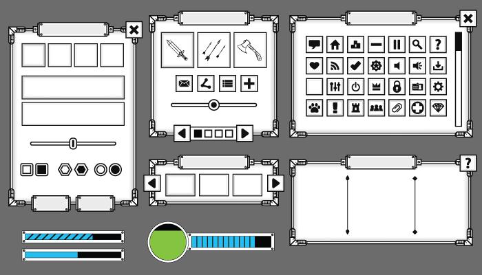 Game User Interface 6