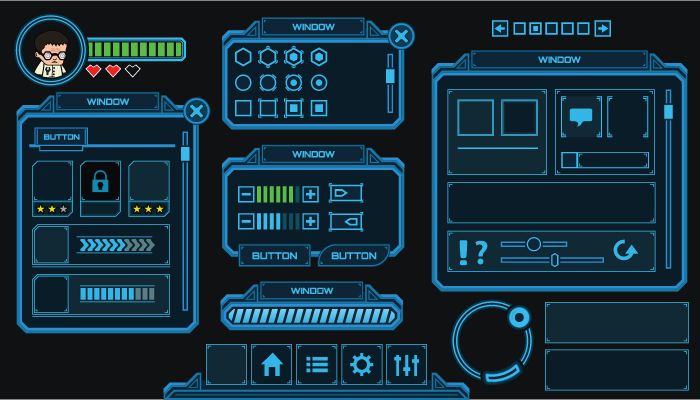 Game User Interface 5