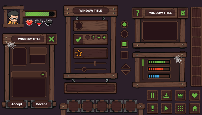 Game User Interface 4