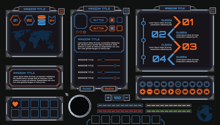 Game User Interface 2