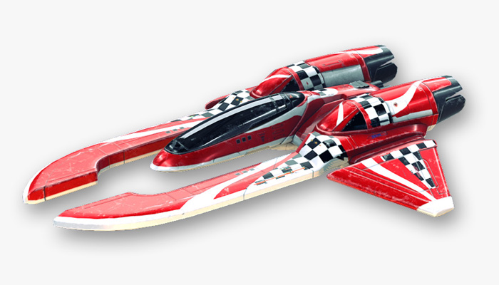 Fictional Aircraft – Speeder