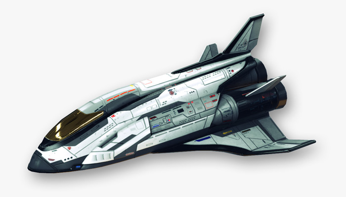 Fictional Aircraft – Shuttle