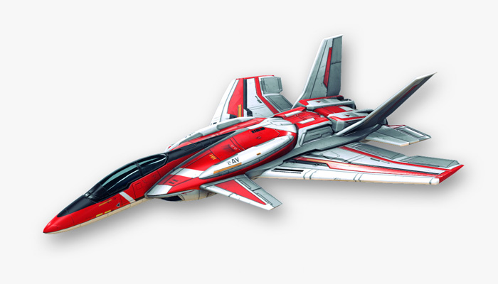Fictional Aircraft – Fighter Jet
