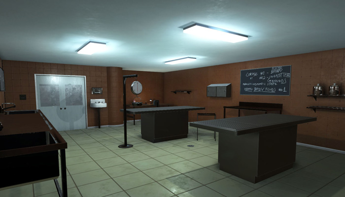 Morgue Room PBR