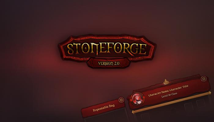 Stoneforge GUI