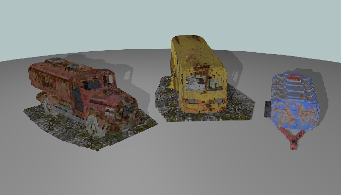 Voxel Vehicle Pack
