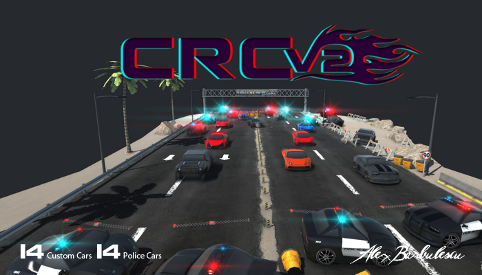 CRCV2 – Cartoon Race Cars V2