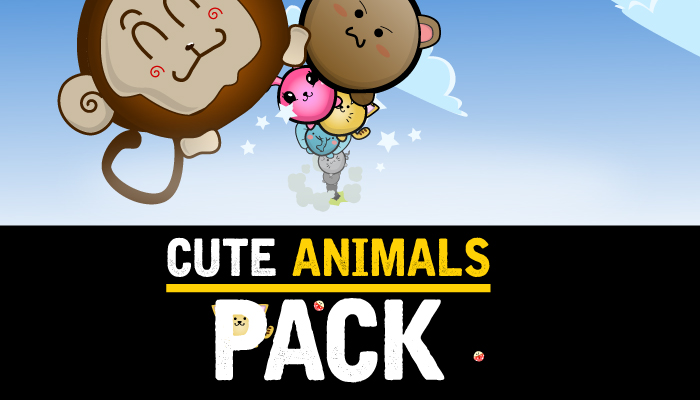 Cute Animals Pack