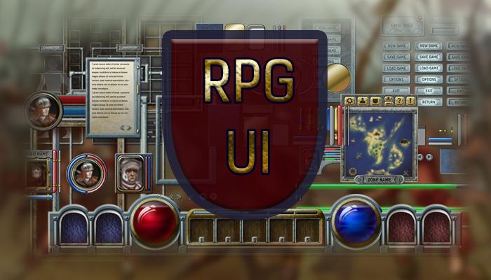 UI RPG