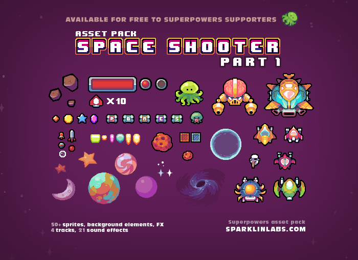 Space Shooter – 1