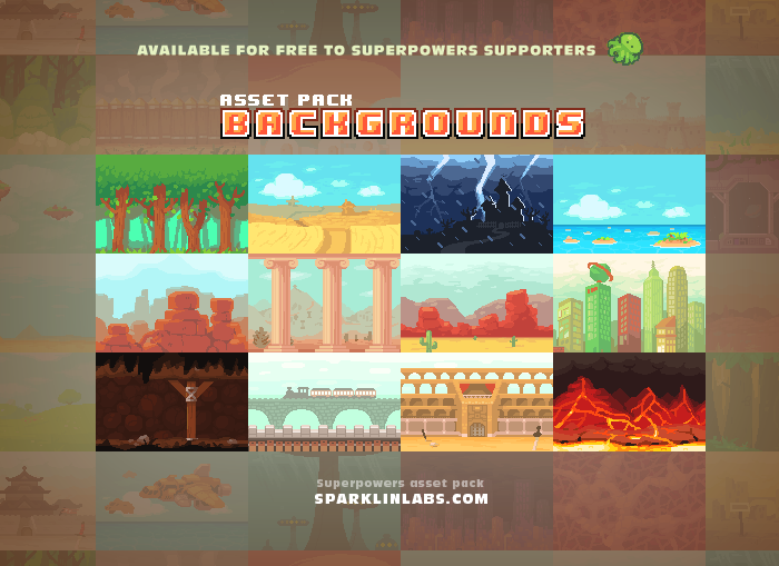 Backgrounds – 1