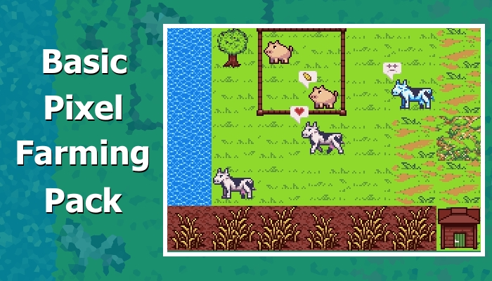 Basic Pixel Farm Pack