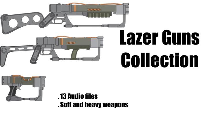 Lazer Guns