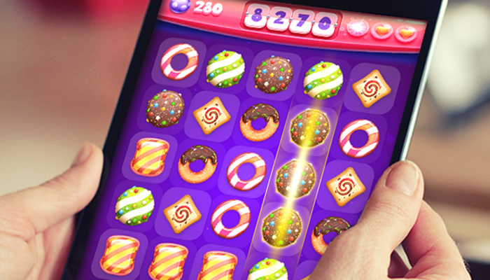 Candy Game UI 01