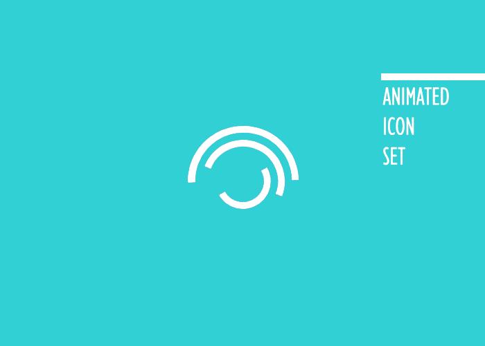 Animated Loading Icons