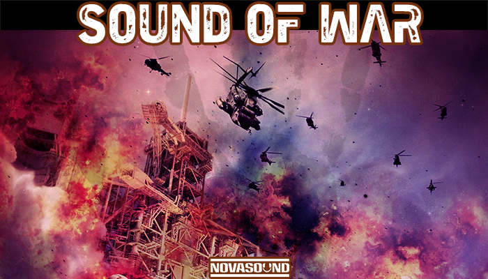 Sound Of War – Weapon FX and Music – Nova Sound