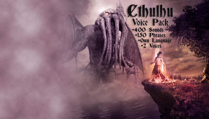Cthulhu – Voice Pack