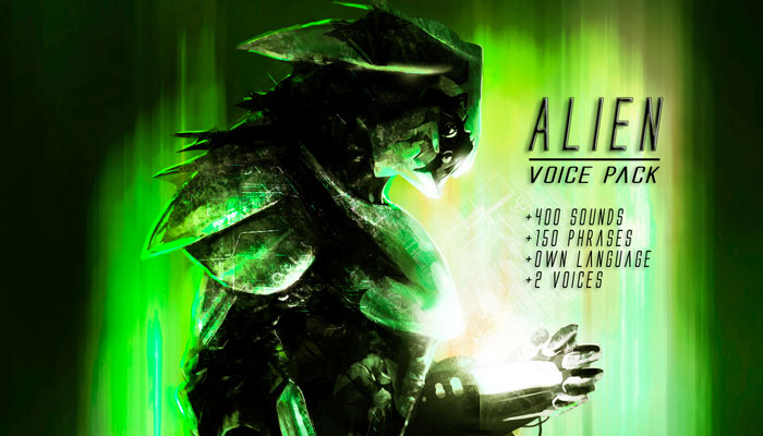 Alien – Voice Pack