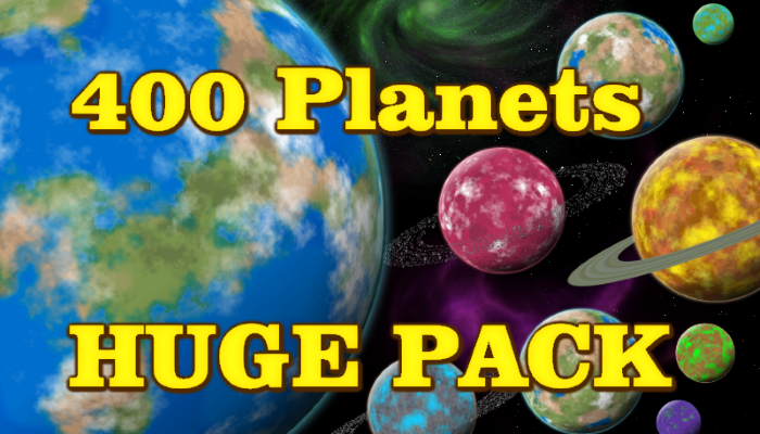 400 Planets!