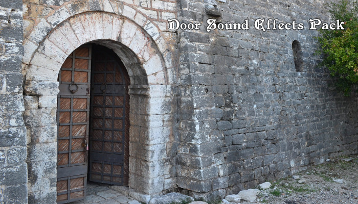 Door/Treasure Chests Sound Effects Pack