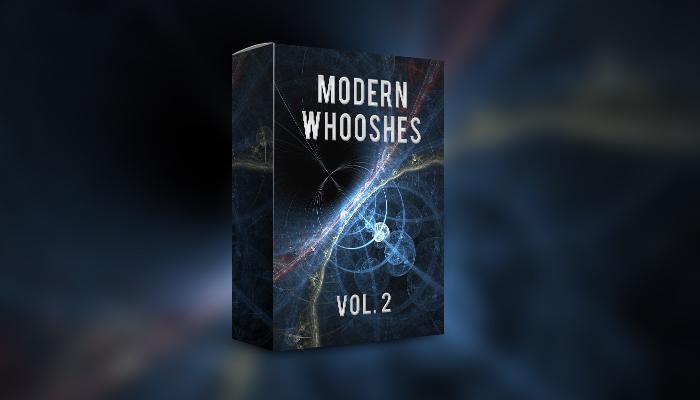 Modern Whooshes Vol. 2