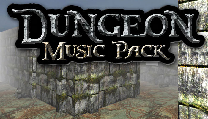 Dungeon Music Pack