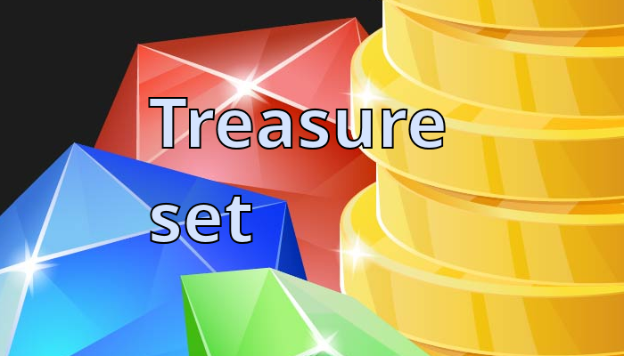 Treasure pack