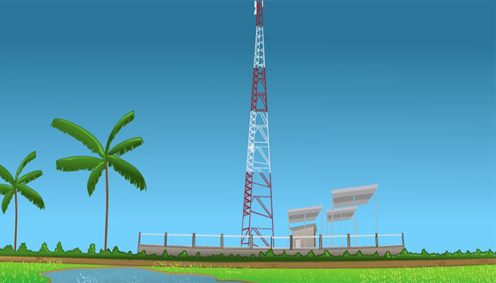 Background Tower