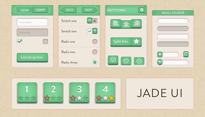 Jade UI