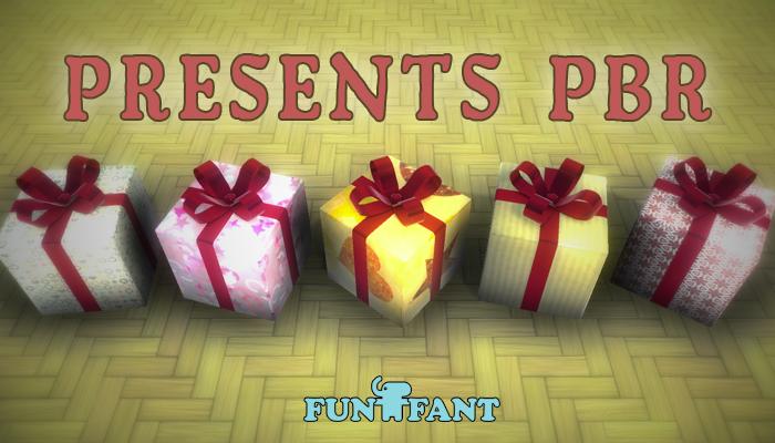 Present PBR