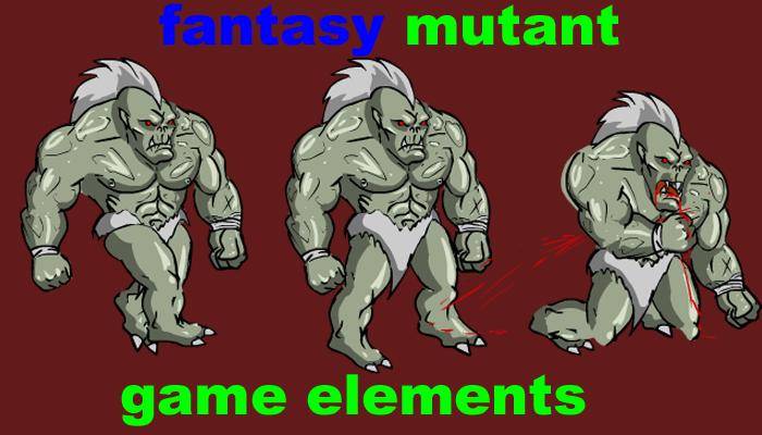 Monster mutant