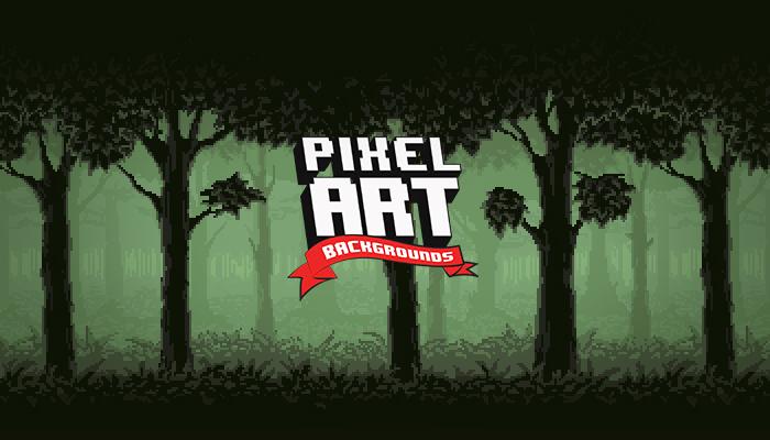 Pixel Art Backgrounds