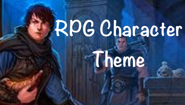 RPG Character Theme