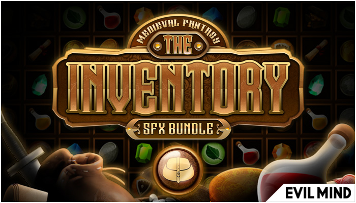Inventory SFX Bundle