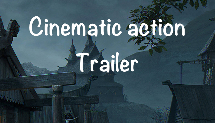 Cinematic / action trailer