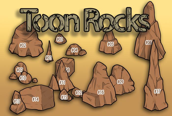 Toon Rocks