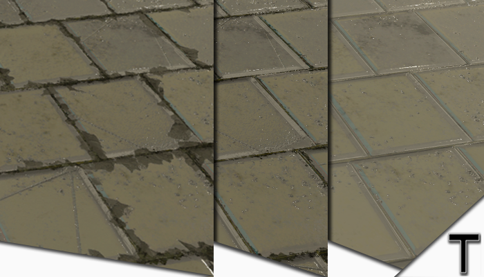 Bloody Tiles Substance Texture
